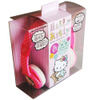 Hello Kitty Children's On-Ear Headphones - Hot Polka Dot: Image 6