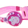 Peppa Pig Children's On-Ear Headphones - Princess Pepper: Image 2