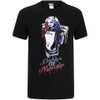 DC Comics Men's Suicide Squad Harley Quinn Daddy's Lil Monster T-Shirt - Black: Image 1
