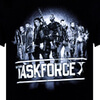 DC Comics Men's Suicide Squad Taskforce X T-Shirt - Black: Image 2