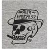 Rum Knuckles Men's Classic Logo T-Shirt - Grey: Image 3