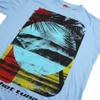 Hot Tuna Men's Surf T-Shirt - Sky Blue: Image 3