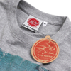 Hot Tuna Men's Palm Graphic T-Shirt - Grey Marl: Image 4