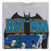 DC Comics Men's Batman and Robin T-Shirt - Grey: Image 3