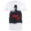 Friday the 13th Men's Jason T-Shirt - White: Image 1