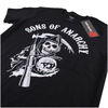 Sons of Anarchy Men's Reaper T-Shirt - Black: Image 3