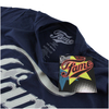 Fame Men's Logo T-Shirt - Navy: Image 2