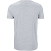 Woodstock Men's Stitch Peace Sign T-Shirt - Sport Grey: Image 2