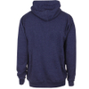 Varsity Team Players Men's University Athletic Hoody - Navy: Image 2