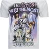 Beetlejuice Men's T-Shirt - White: Image 3