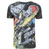 Star Wars Men's Comic Battle T-Shirt - White: Image 1