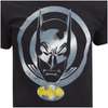 DC Comics Men's Batman Coin T-Shirt - Black: Image 3