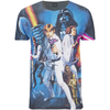 Star Wars Men's Classic Poster T-Shirt - Black: Image 1