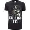 The Walking Dead Men's Killin It T-Shirt - Black: Image 1