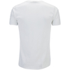 DC Comics Men's Superman Torn Logo T-Shirt - White: Image 4