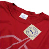 DC Comics Men's The Flash Line Logo T-Shirt - Cardinal Red: Image 2