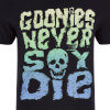 Goonies Men's Never Say Die T-Shirt - Black: Image 3
