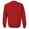 DC Comics Men's Superman Christmas Fairisle Sweatshirt - Red: Image 2