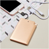 Credit Card Powerbank - Copper: Image 1