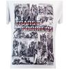 Transformers Men's Comic Strip T-Shirt - White: Image 2