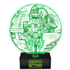 Star Wars Rogue One Death Star Acrylic Light: Image 2