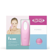 FOREO Holiday Pamper Yourself Essentials - (IRIS, LUNA Play) Pearl Pink (Worth £153): Image 3