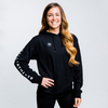 IdealFit Light Weight Hoodie Black: Image 1