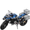 LEGO Technic: BMW R 1200 GS Adventure (42063): Image 2