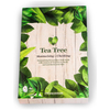 Vitamasques Tea Tree Hydrating Moisturising Mask (Box of 4): Image 1
