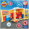 Fireman Sam Electronic Ponty Pandy Fire Station Playset: Image 2
