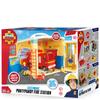 Fireman Sam Electronic Ponty Pandy Fire Station Playset: Image 5