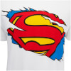 DC Comics Men's Superman Pyjama Set - White: Image 3