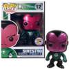 Funko Green Lantern Sinestro (Metallic) Pop! Vinyl: Image 1