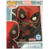 Funko Deadpool Pop! Tees: Image 1