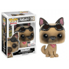 Funko Dogmeat (Flocked) Pop! Vinyl: Image 1