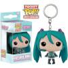 Funko Hatsune Miku Pop! Keychain: Image 1
