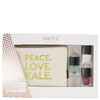 nails inc. Peace, Love, Kale Gift Set 3 x 5ml: Image 1