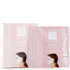 Dermovia LACE YOUR FACE Compression Facial Treatment Mask - Hydrating Rose Water (4 Pack): Image 1