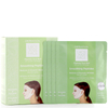 Dermovia LACE YOUR FACE Compression Facial Treatment Mask - Smoothing Peptides (4 Pack): Image 1