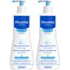 Mustela 2-in-1 Cleansing Gel Pack of 2: Image 1