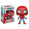 Spider-Man Homemade Suit Pop! Vinyl Figure: Image 1