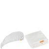 Aquis Lisse Luxe Hair Turban and Hair Towel - White Bundle (Worth £65): Image 1