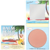 theBalm Balm Beach Long Wearing Blush - Warm and Sunny: Image 1