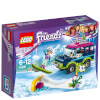LEGO Friends: Winter Holiday Snow Resort Off-Roader (41321): Image 1