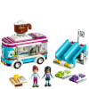 LEGO Friends: Winter Holiday Snow Resort Hot Chocolate Van (41319): Image 2