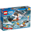 LEGO City: Coast Guard Heavy-duty Rescue Helicopter (60166): Image 1