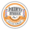 American Barber Medium To High Shine Strong Hold Deluxe Pomade 100ml: Image 1