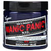 Manic Panic Semi-Permanent Hair Color Cream - Shocking Blue 118ml: Image 1