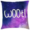 Galaxy Woot Owl Cushion: Image 2