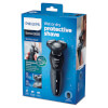Philips Men's S5270/06 Series 5000 Wet and Dry Electric Shaver with Precision Trimmer: Image 2